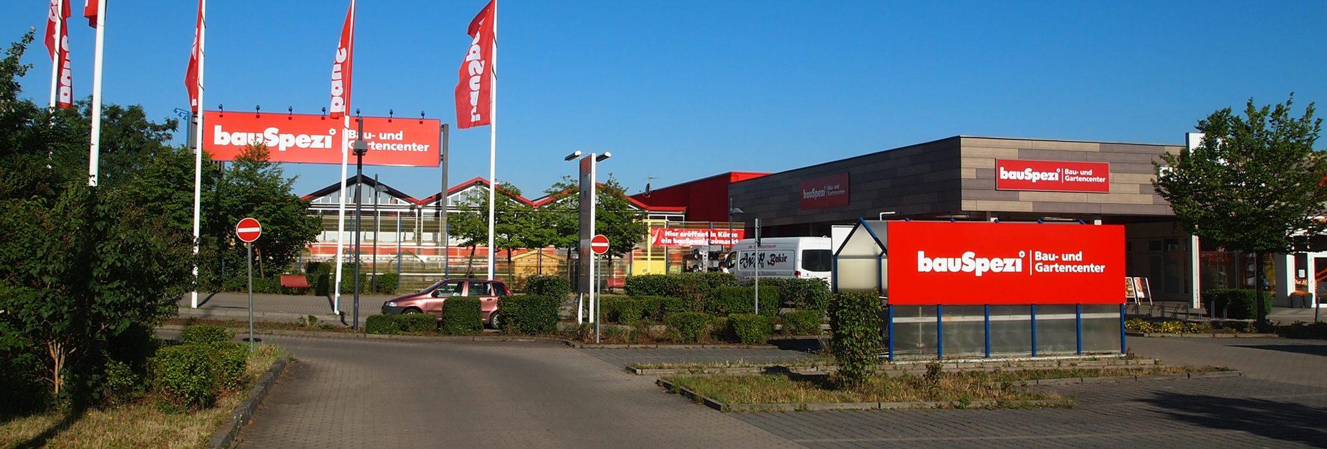 Unser bauSpezi-Baumarkt in Gosen Neu-Zittau