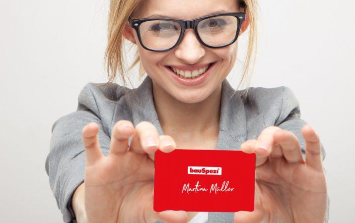 Baumarkt Kundenkarte