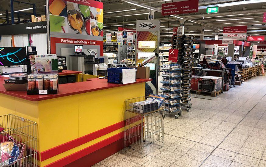 bauSpezi Baumarkt in Gosen Neu-Zittau